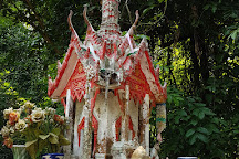 Bua Thong Waterfalls (Nam Phu Chet Si), Mae Taeng, Thailand