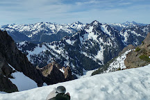 Mount Ellinor, Olympic National Park, United States