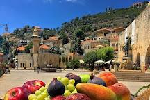 Dany Chamoun Square, Deir el Qamar, Lebanon