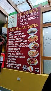 Restaurante Sabor de Casa 5