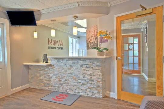 Nova Dental Center Interior