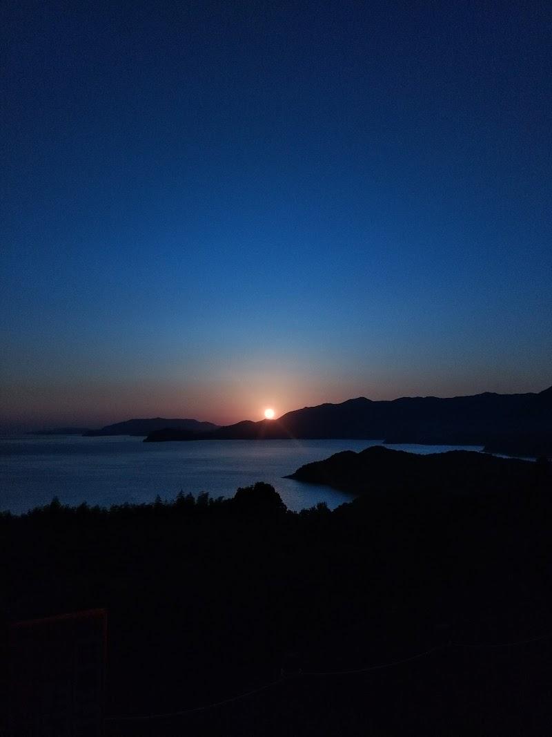 夕日の丘展望台