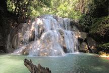Huay Mae Khamin Waterfalls, Si Sawat, Thailand
