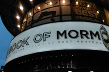 The Book of Mormon London, London, United Kingdom