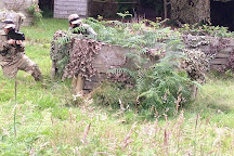 Battlefield Live Pembrokeshire Laser Combat, Llanteg, United Kingdom