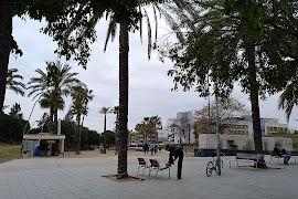 Автобусная станция   Sitges   Parc Can Robert