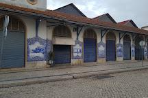 Mercado Municipal de Santarem, Santarem, Portugal