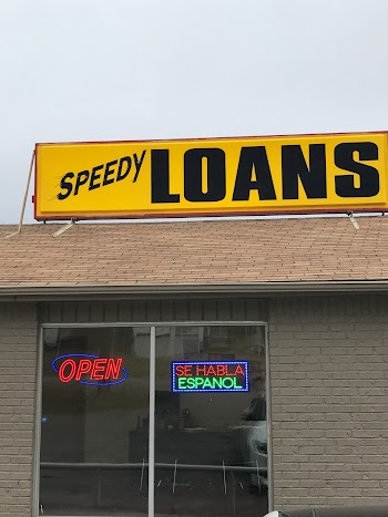 Speedy Loans Payday Loans Picture
