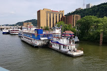 Gateway Clipper Fleet, Pittsburgh, United States