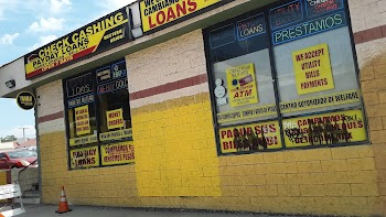 Paycheck cashing and payday Payday Loans Picture