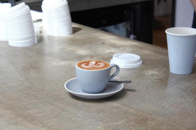 Seven Miles Espresso Window