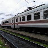 Железнодорожная станция  Rioni
