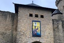 Chateau de Malbrouck, Manderen, France