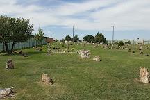 Badlands Petrified Gardens, Kadoka, United States
