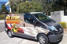 Pit Stop Raceway, Gosford, Australia