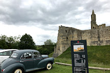Warkworth Castle & Hermitage, Warkworth, United Kingdom