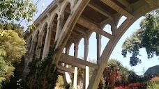 Shakespeare Bridge Garden los-angeles USA