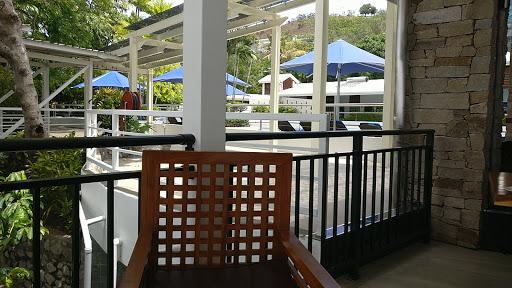 Poolside at Airways
