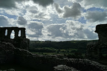 Dryslwyn Castle, Llandeilo, United Kingdom