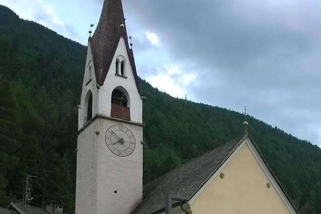 Chiesa San Nicolo - Caminata, Campo Tures, Italy