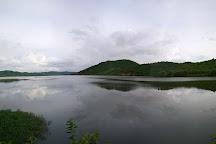 Brateak Krola Lake, Kampot Province, Cambodia