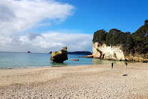 Cathedral Cove Walk, Hahei, New Zealand