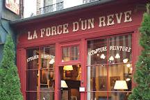 La force d'un reve, Honfleur, France