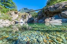 Valle Verzasca, Lavertezzo, Switzerland