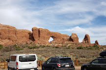 Turret Arch, Arches National Park, United States