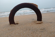 Velankanni Beach, Velankanni, India