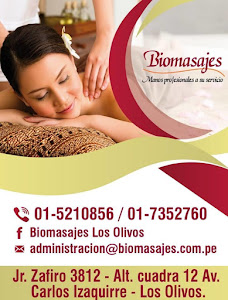 Biomasajes 2