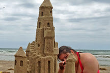 Sandy Feet Sandcastle Services, South Padre Island, United States