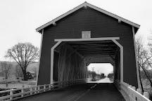 Shimanek Bridge, Scio, United States