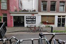 Wake Me Up When I'm Famous Bench, Amsterdam, The Netherlands