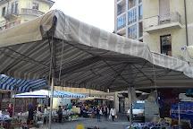 Mercato della Crocetta, Turin, Italy