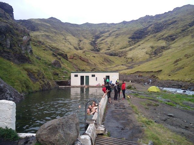 Seljavellir Geothermal Pool