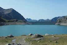 lago di Gabiet, Gressoney-la-Trinite, Italy