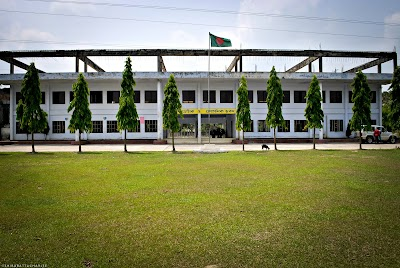 Bangamata Sheikh Fazilatunnesa Mujib Science And Technology University