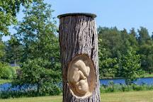 Pirtin perinnepuisto, Kangasniemi, Finland