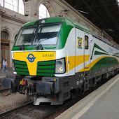 Железнодорожная станция  Budapest Keleti