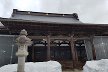 Honkoji Temple, Hida, Japan