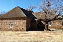 Moffat Mission Station, Kuruman, South Africa