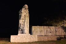 Monumento di Santa Caterina, Rome, Italy