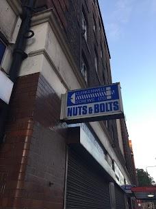 Clerkenwell Screws Ltd. london