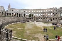 Pula Arena, Pula, Croatia