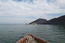 Boat Milica, Virpazar, Montenegro