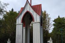 Cemetery Holavallagardur, Reykjavik, Iceland