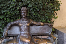 Statue of Lucille Ball, Palm Springs, United States