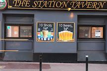 The Station Tavern Pub, Cannes, France