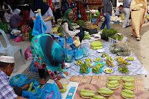 Kg Kianggeh Open Air Market, Bandar Seri Begawan, Brunei Darussalam